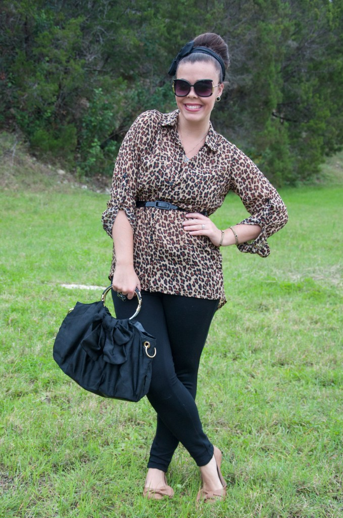Leopard and Bows
