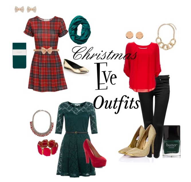 3d983006525 What I Love About Christmas + Christmas Eve Outfits | All That Glitters