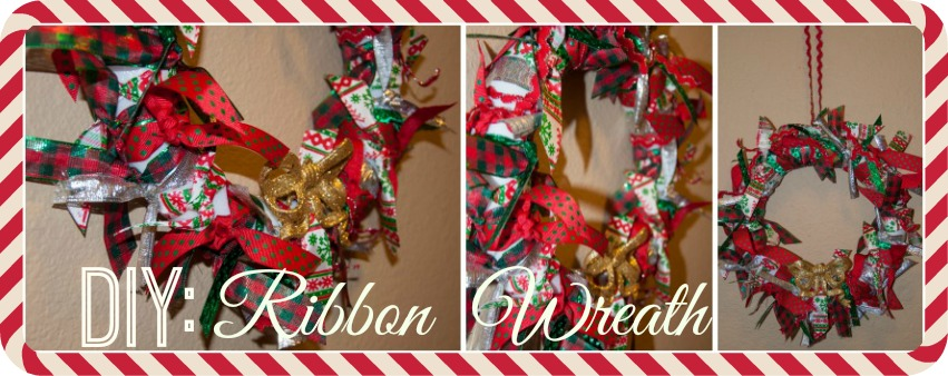 DIY Ribbon Wreaths
