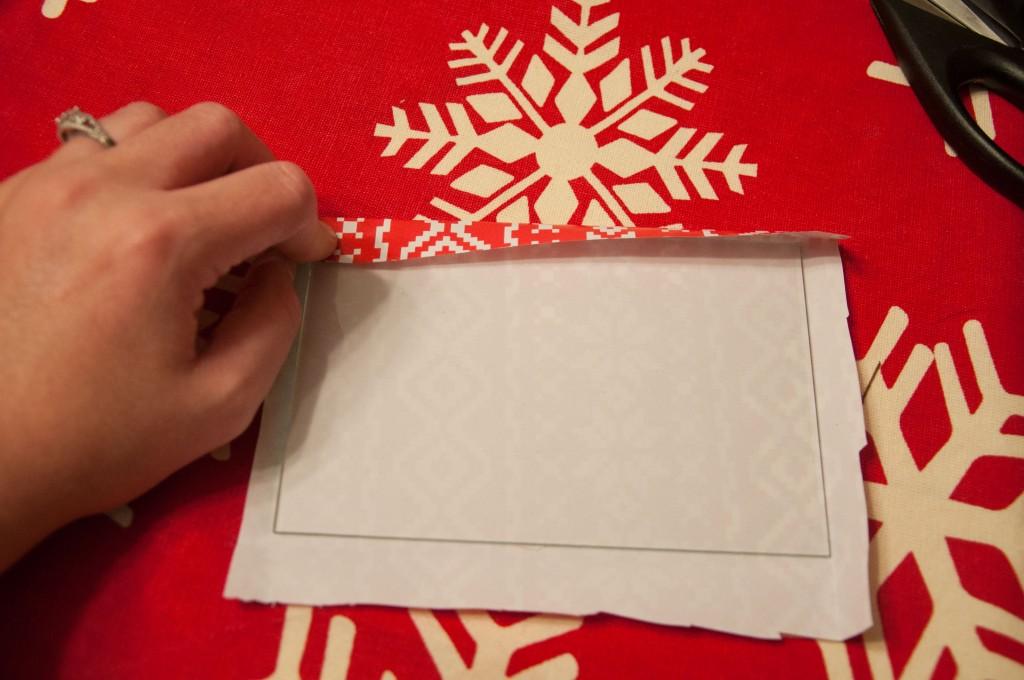 Christmas Sparkle Frame