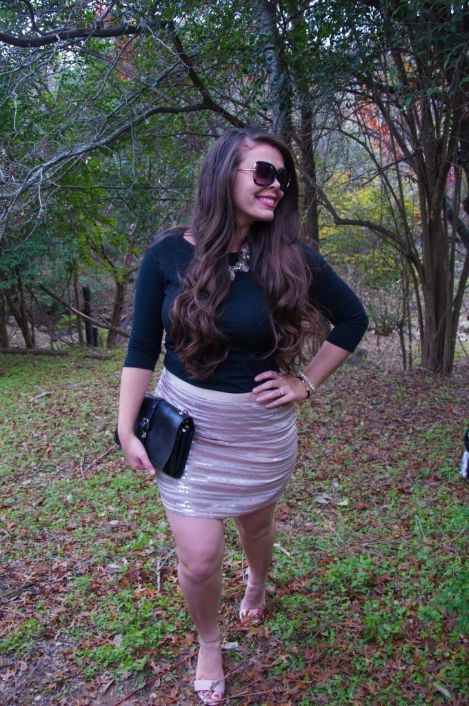 Sparkling Skirt