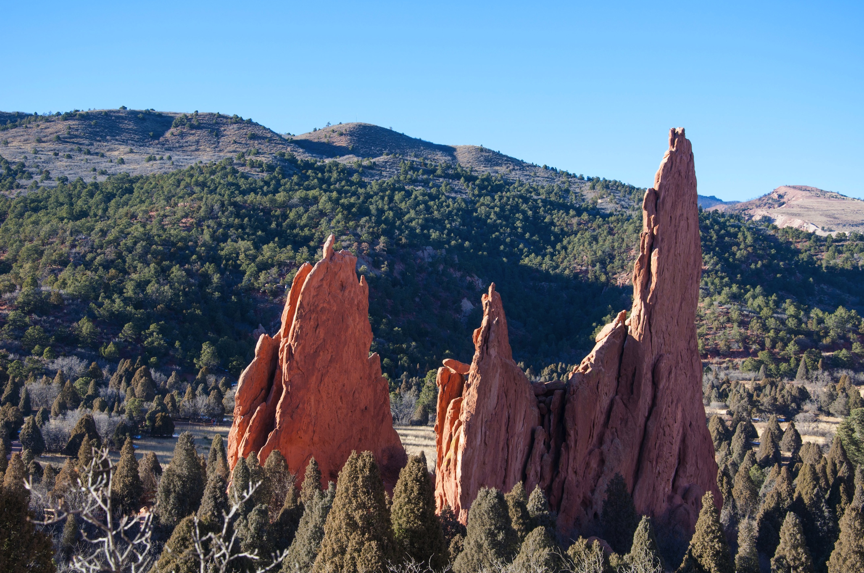 Garden Of The Gods Colorado Springs Co All That Glitters