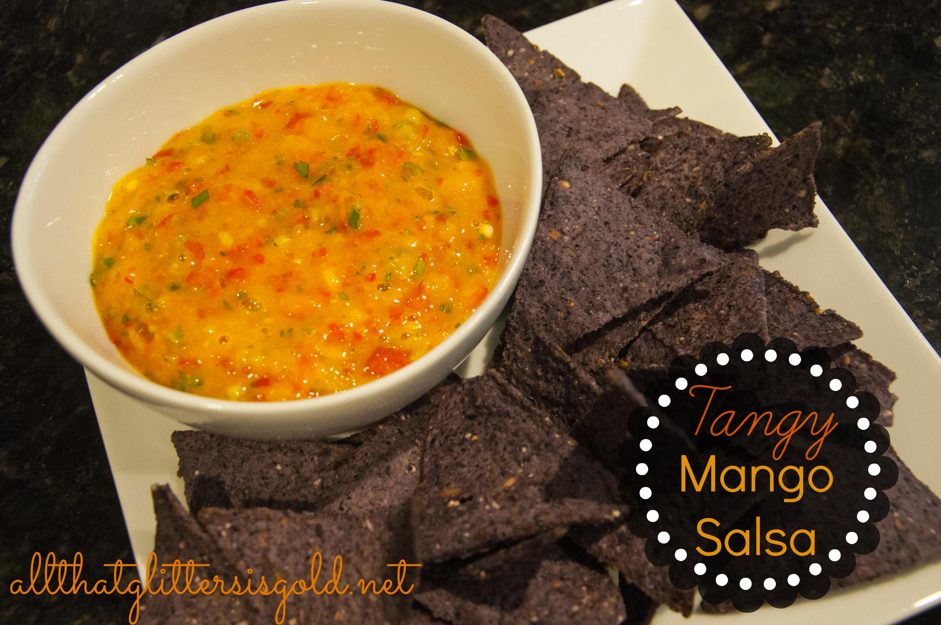 Tangy Mango Salsa