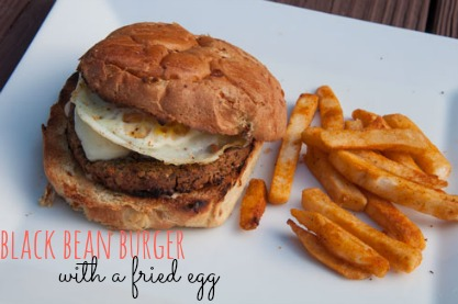 Black Bean Burger with egg.jpg