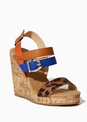 Multi Colored Wedges