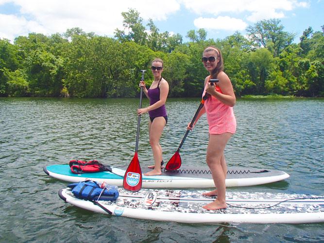 Paddlesboard ATX