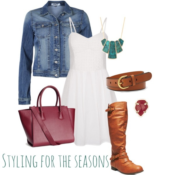 Styling for the seasons