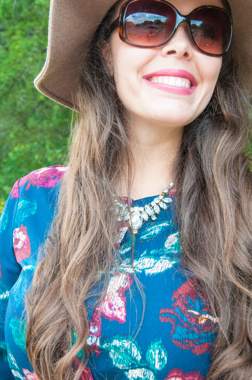 All That Glitters- Fall outfit inspiration, the shirt dress