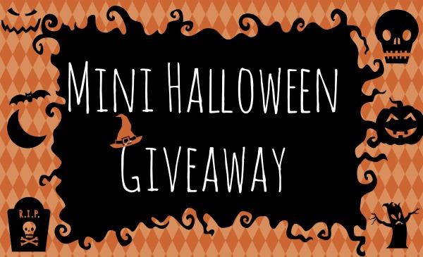 Mini Halloween Giveaway