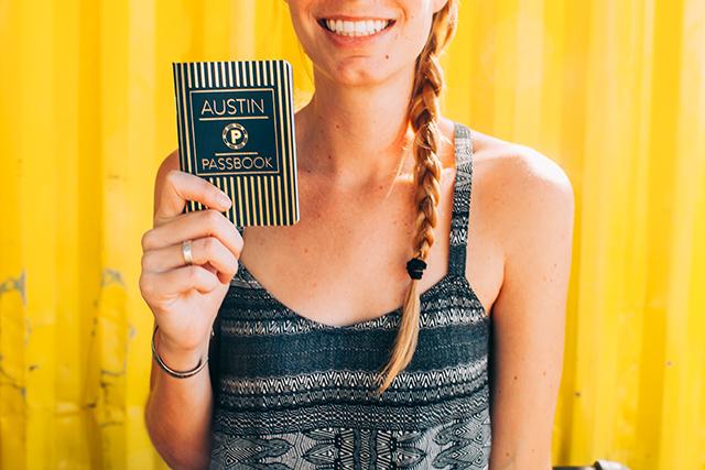 Austin Passbook