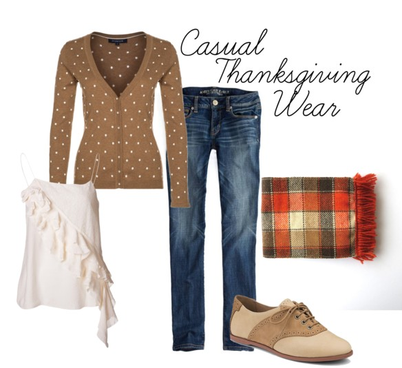 Casual Thanksgiving Wear