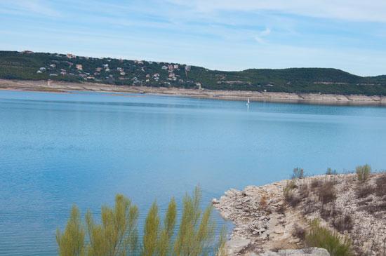 Lake Travis Mansfield Dam Park