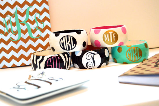 Pretty-monogrammed-products