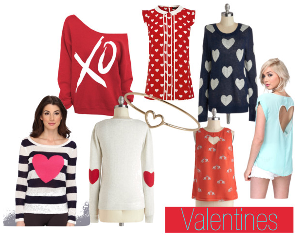 1-29-14 Valentines Outfits