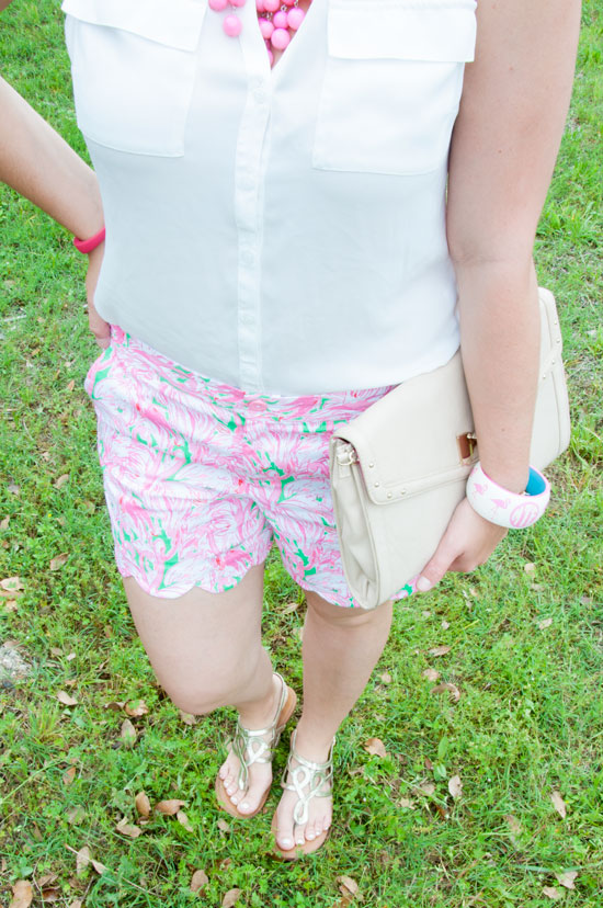 Lilly Pulitzer Summer outfit
