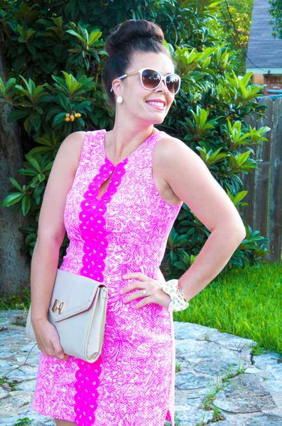 Pink Lilly Pulitzer for Target Dress