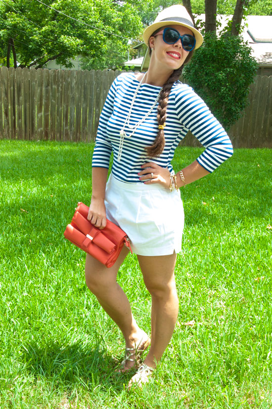 Nautical stripes by J McLaughlin
