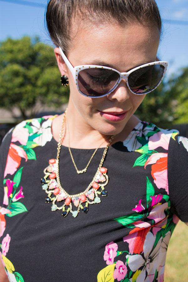 Rocksbox statement necklace