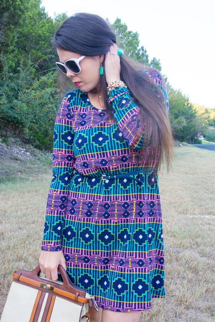 Long Sleeved Dress for fall