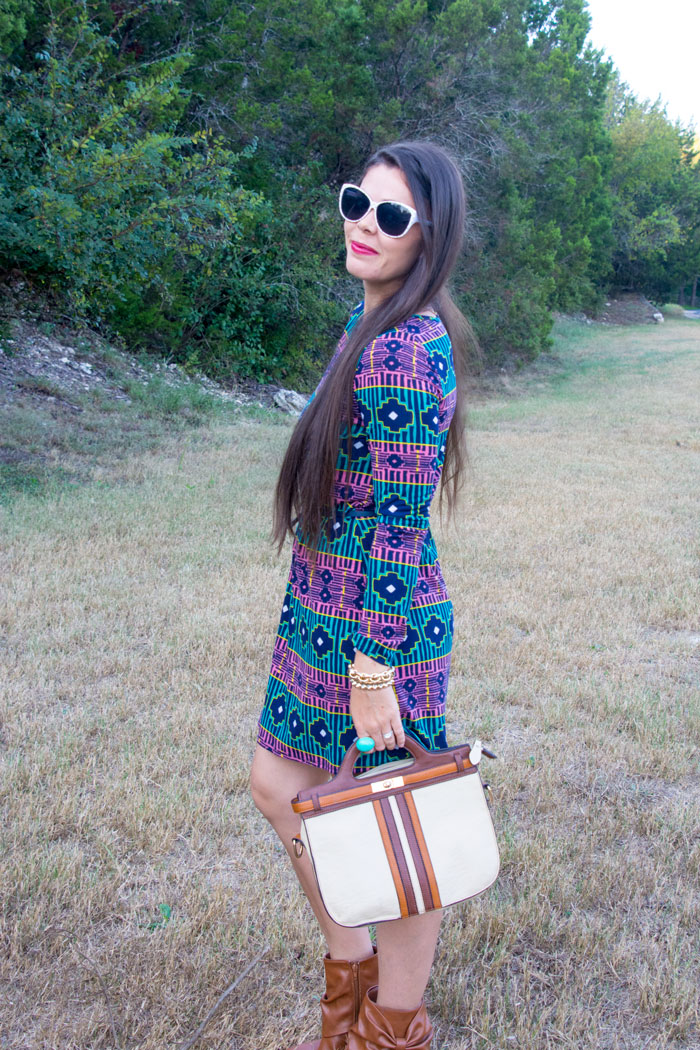 Long Sleeved T-Shirt Dress