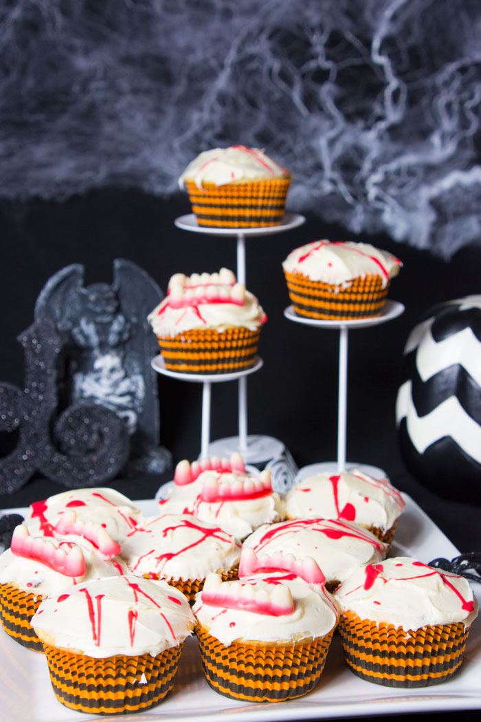 Zombie Monster Cupcakes